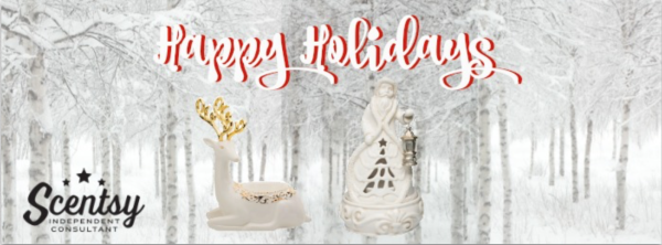 Scentsy® Best Christmas Gifts for 2015