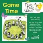 Duck Duck Goose Facebook Party Game