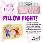 Pillow Fight Facebook Party Game