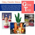 Ugly Candle Facebook Party Game