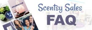 Scentsy Sales FAQ