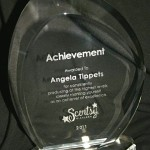 Achievement of Excellence, National Scentsy Family Reunion, 2011