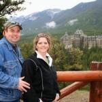 Scentsy 2009 Incentive Trip to Banff, Canada.