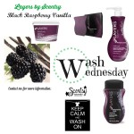 Scentsy Layers Laundry Care Black Raspberry and Vanilla