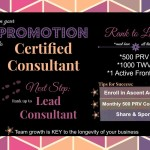 Scentsy Certified Recognition Post Card