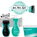 Scentsy Layers Laundry Care Jet Set Go