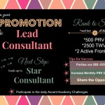Scentsy Lead Recognition Post Card