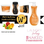 Scentsy Layers Laundry Care Sunkissed Citrus