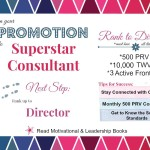 Scentsy Superstar Recognition Post Card