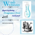 Scentsy Layers Laundry Fragrance Free