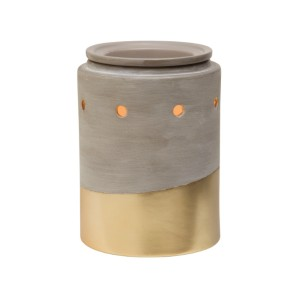 Gold Dipped Urban Luster Scentsy® Warmer