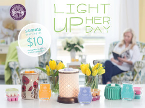 Scentsy® Special Light up her Day