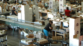 Scentsy Corporate Distribution Center 2009