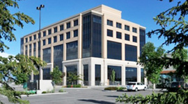 Scentsy Corporate Portico Building 2010