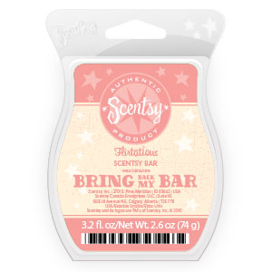 Flirtatious Scentsy® Bar June 2015 Bring Back My Bar