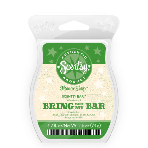 Flower Shop Scentsy® Bar June 2015 Bring Back My Bar