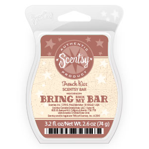 French Kiss Scentsy® Bar June 2015 Bring Back My Bar