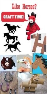 12 Horse Crafts for Kids