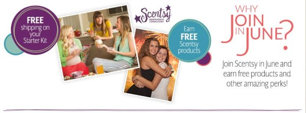 Scentsy® Join Special
