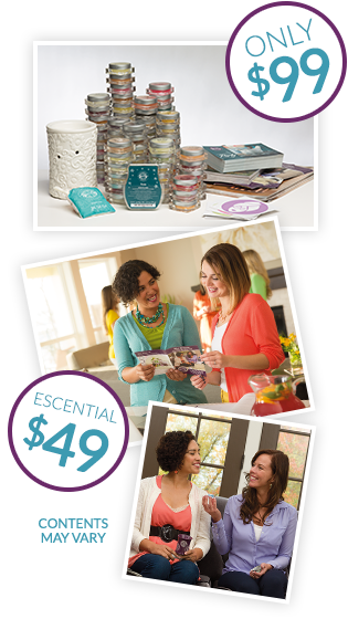 Join Scentsy® Special Start Up Kit $49 USA