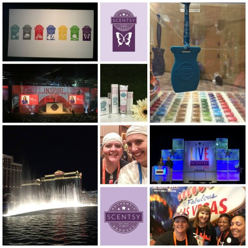 Scentsy® 2015 Convention Las Vegas