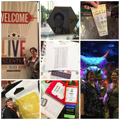 Scentsy® Convention 2015