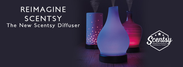 Scentsy® Diffusers for Scentsy Essential Oils