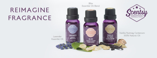 Scentsy® Essential Oils