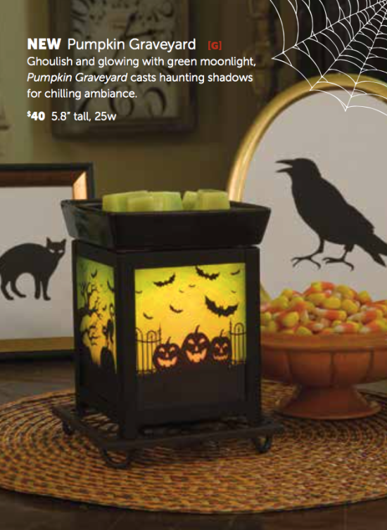 Scentsy® Halloween 2015 Warmers