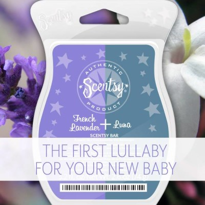 Scentsy® Recipe Lullaby Monday Mixer