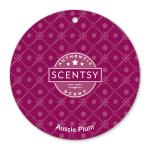 Scentsy Scent Circle Aussie Plum