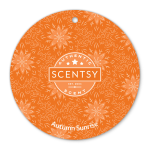Scentsy Scent Circle Autumn Sunrise