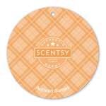 Scentsy Scent Circle Autumn Sunset