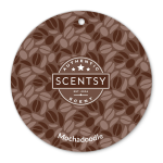 Scentsy Scent Circle Mochadoodle