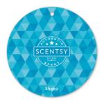 Scentsy Scent Circle Shaka