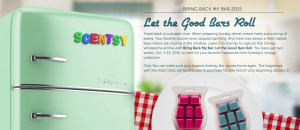 Scentsy® Bring Back My Bar Special Vote