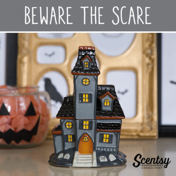 Scentsy® Halloween Haunted House Warmer