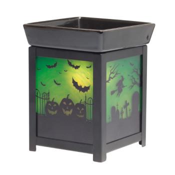 Scentsy® Pumpkin Graveyard Halloween Warmer 2015