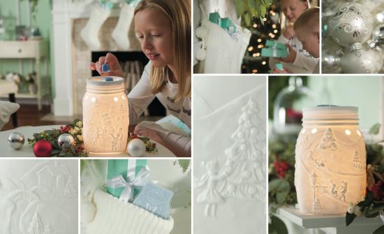 Snowman Mason Jar Scentsy® Warmer