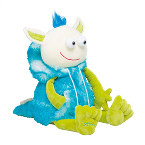 Gilly the Scentsy® Buddy Monster Removable Hood