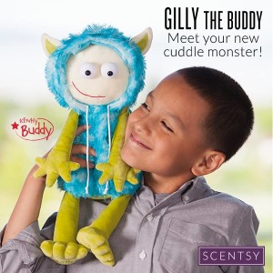 Meet Gilly the New Scentsy® Monster