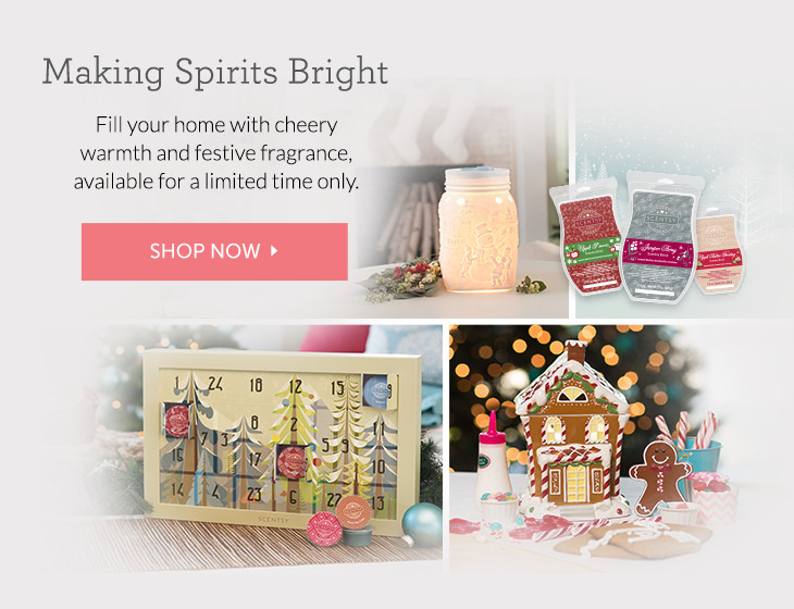 Buy Scentsy® Holiday Gifts Online