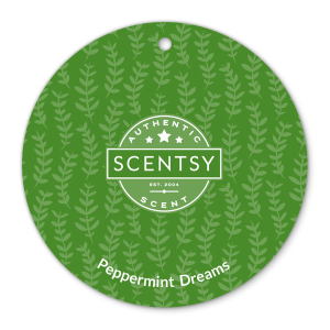 Scentsy® Peppermint Dreams Scent Circle