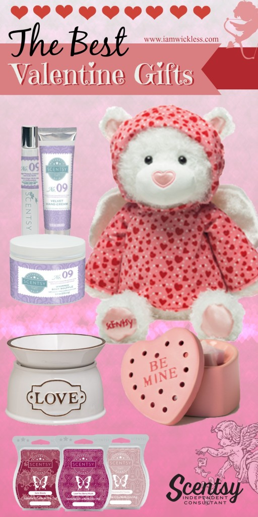 Scentsy® Best Valentine Gifts 2016