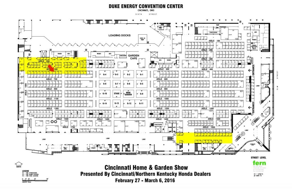 Cincinnati Home Garden Show & Market