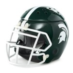 Michigan State Football Helmet Scentsy Warmer
