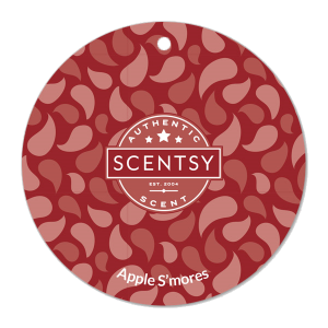 Apple S'more Scentsy® Scent Circle
