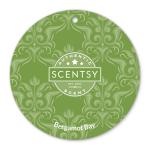 Bergamot Bay Scentsy® Scent Circle