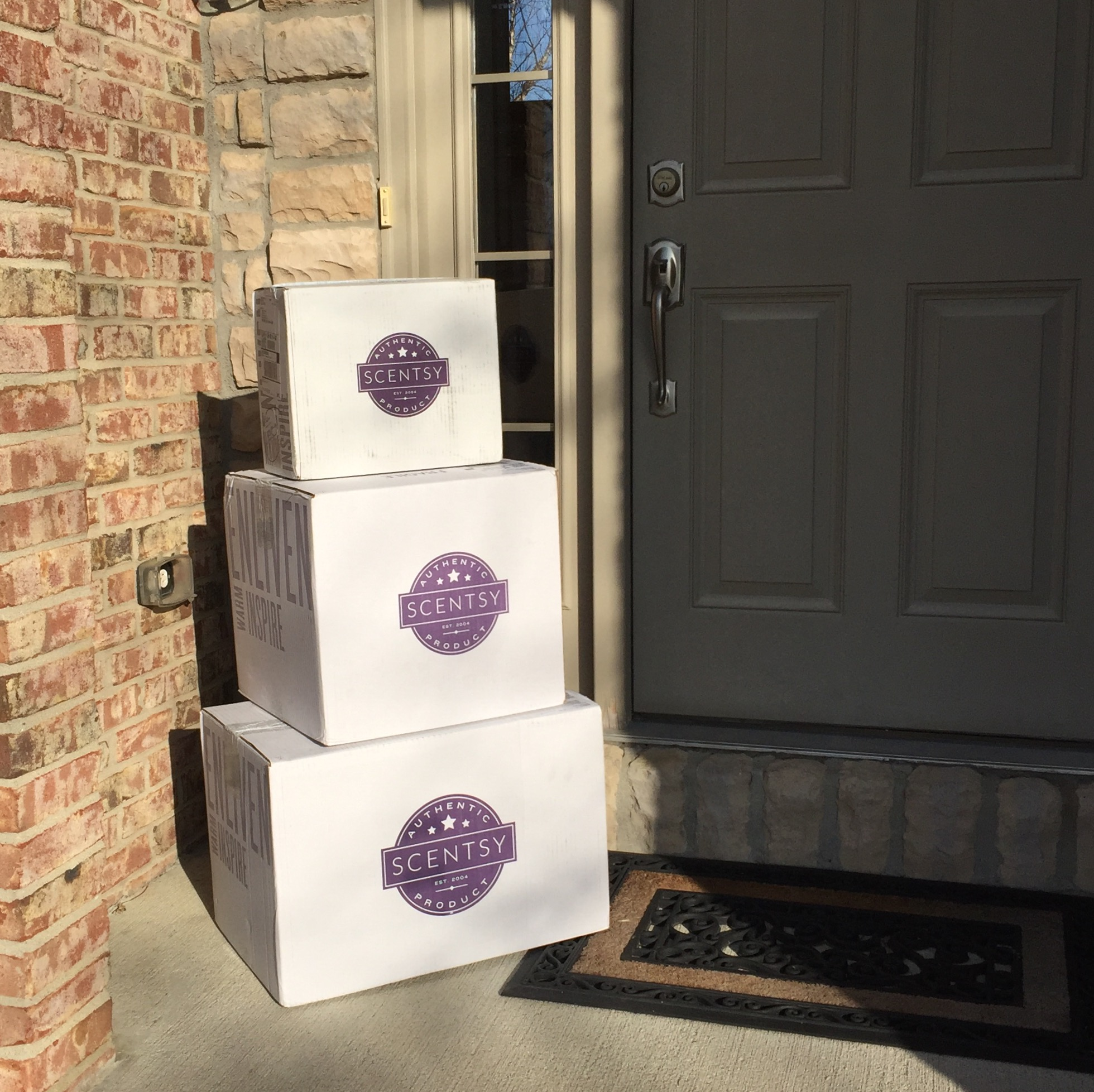 Scentsy® Direct Shipping
