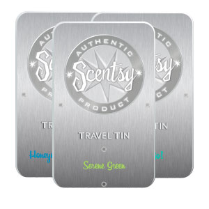 Scentsy® Travel Tin Discount